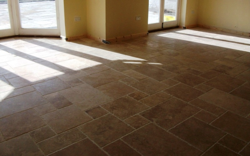 Oplas tumble chipped edge travertine tiles 5 sizes to lay beautiful finish